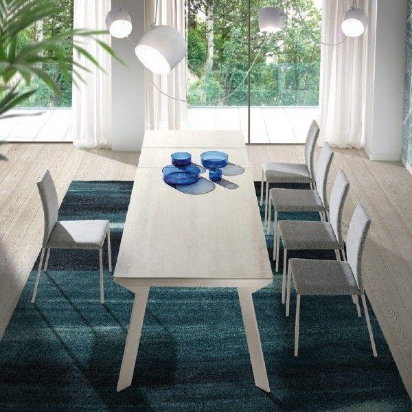 mesa de comedor extensible velvet