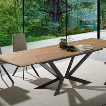 Mesa rectangular extensible Motion