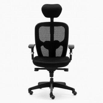 silla de oficina Boston con cabezal