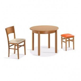 Las mejores mesas de cocina de madera en Muebles Lara online
