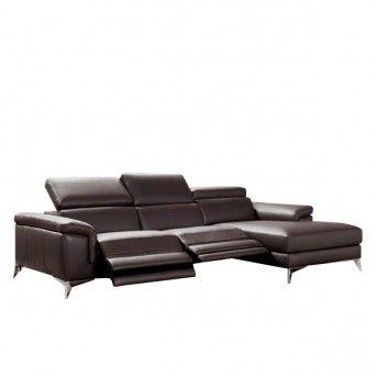 chaise longue flavio en muebles lara. Polo Divani.