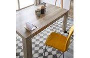 Comprar mesa comedor madera chapada online