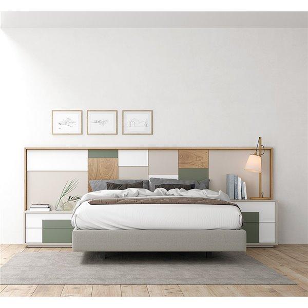 comprar online dormitorio contemporáneo Oslo 3