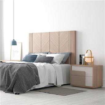 dormitorio contemporáneo Oslo 6